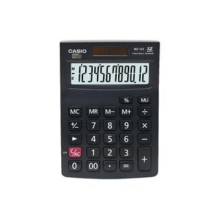 卡西欧GZ-12S大号太阳能财务办公计算机 大按键语音计算器GY-120
