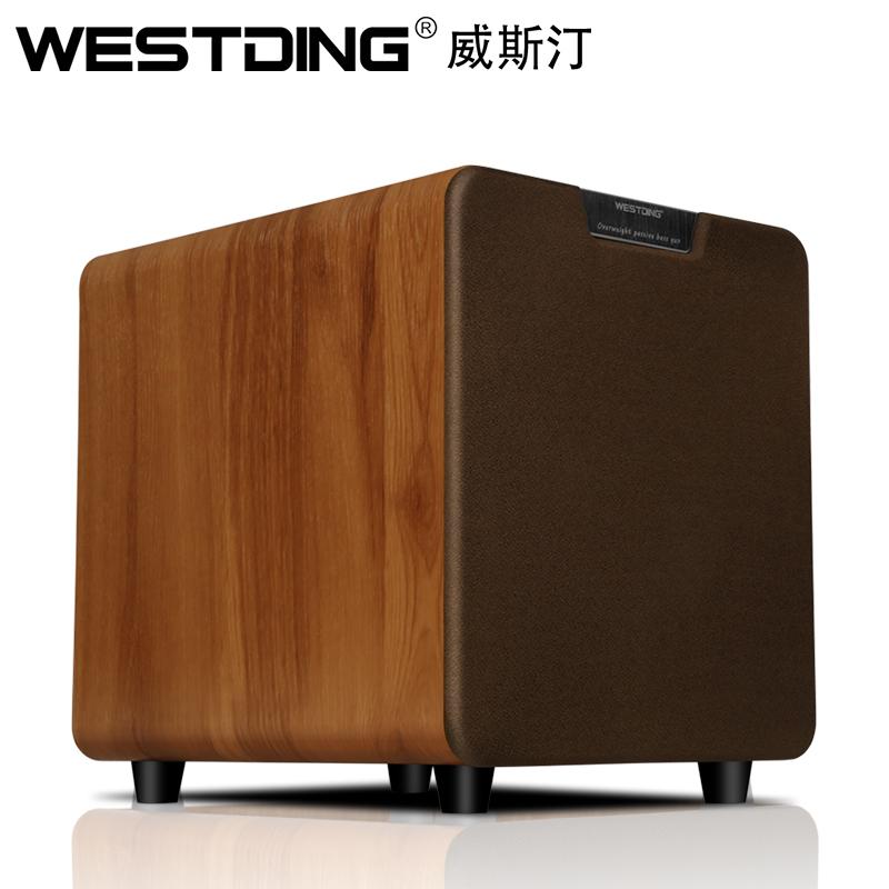 WESTDING-威斯汀 WH7低音炮音响音箱家庭影院无源超重低音炮8-10寸 家用家庭影院5.1音响大功率重低音炮喇叭