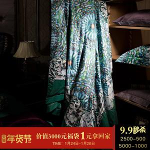 【新品】YOLANNA/欧恋纳意式水洗桑蚕丝夏凉被单人双人YD5297