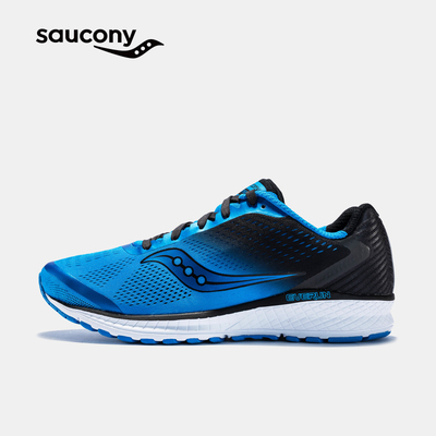 Saucony圣康尼新品 BREAKTHRU 4 高端舒适缓震跑步鞋男鞋S20419-1