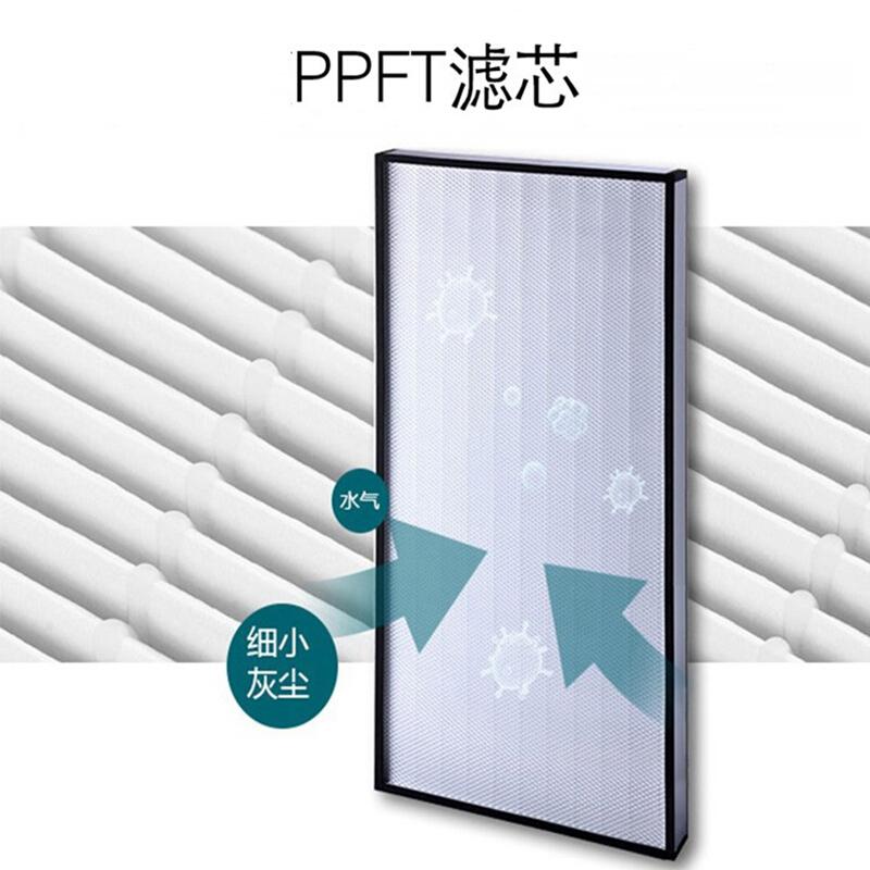 安美瑞FFU空气净化器X7版杀菌静音除甲醛霾烟尘pm2.5幼儿园办公室