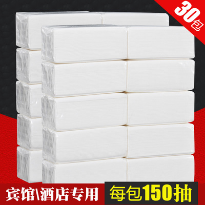 Hotel Paper towel wholesale FCL Paper Family Pack Napkin Wood Paper Towel Toilet paper Family Pack Tissue paper