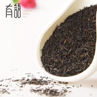 【美食】有语祁门红茶茶叶60g功夫红茶春茶茶叶红茶祁红碎红茶