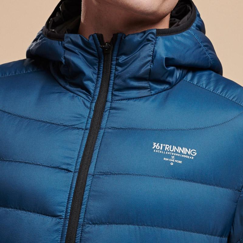 361羽绒服男短款加厚超轻2018冬季新款官网正品修身休闲保暖外套