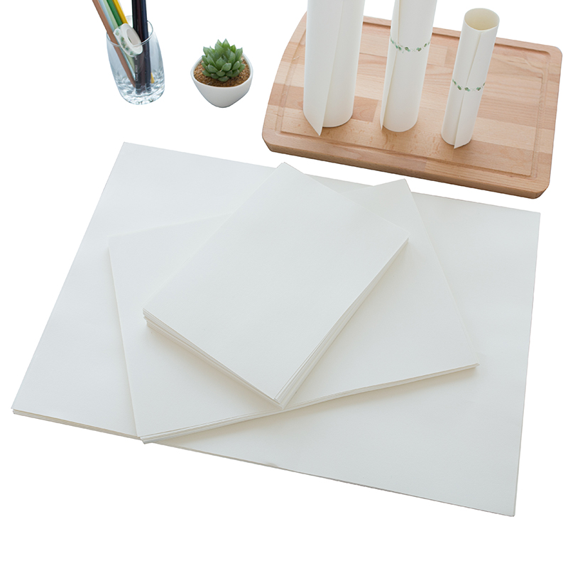100张铅画纸素描纸2k4K8K16K速写本批发美术水彩纸水粉纸A4手绘素描本彩铅绘画专用空白图画本儿童画画纸八开