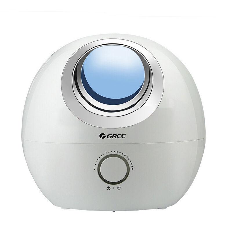格力加湿器家用卧室孕妇婴儿负离子空气香熏静音办公室迷你增湿器