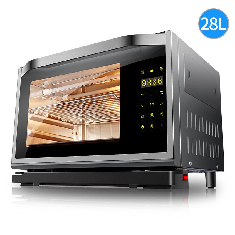 CASDON-凯度ST28S-E6蒸烤箱 电蒸炉箱 蒸烤二合一 多功能家用蒸箱