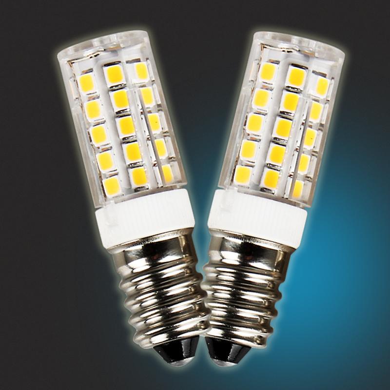 LED冰箱灯泡机床灯E14小螺口油烟机灯缝纫机灯盐灯 LED灯珠
