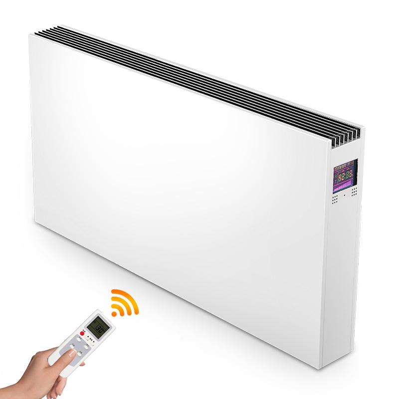 多朗壁挂式取暖器家用浴室节能电采暖器省电静音暖气片智能变频