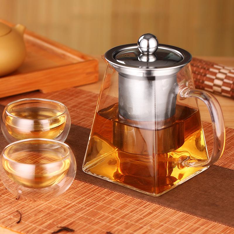 光一泡茶壶器四方茶壶