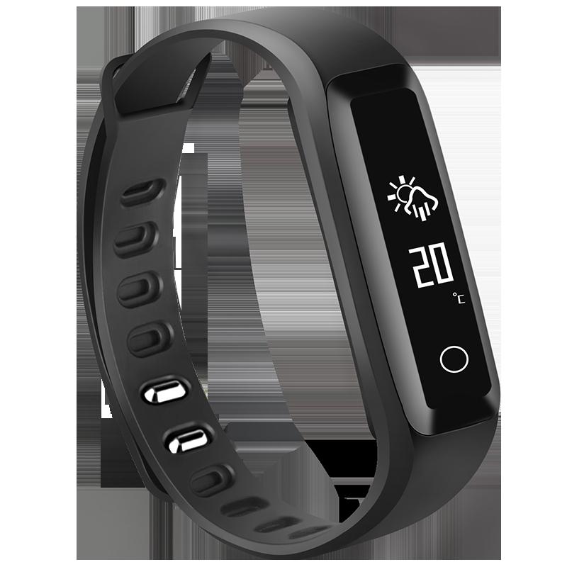 防水心率血压监测手环运动计步器苹果券后89元包邮(带血压功能)