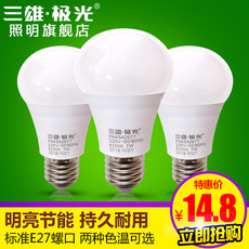 LED-светильник Three male aurora 7W Led