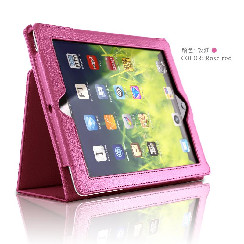 苹果平板电脑10寸皮套iPad2-3-4保护套A1416A1403A1430A1458外壳