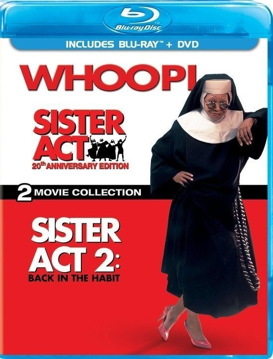 Sister Act (1992) Audio Latino BRRip 720p Dual Ingles Mega