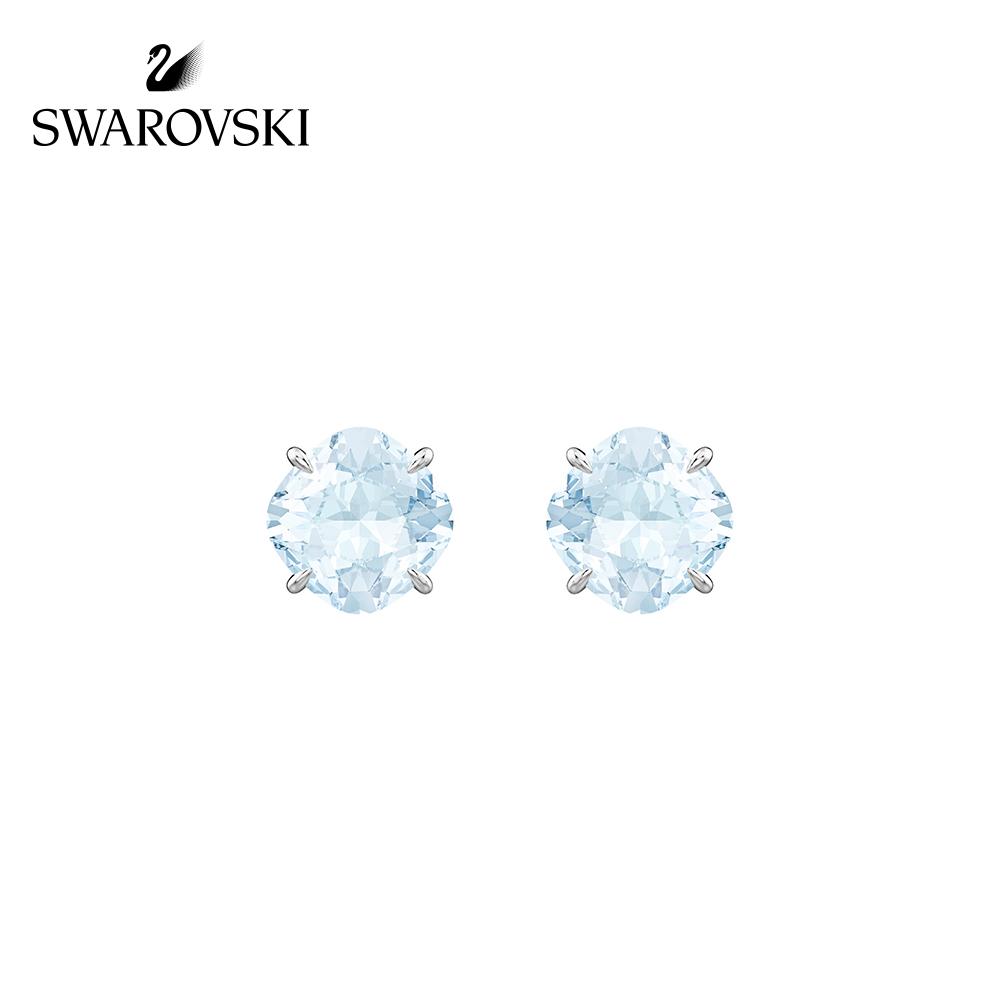 施华洛世奇MIX现代廓形时尚简约精致百搭耳环女耳饰