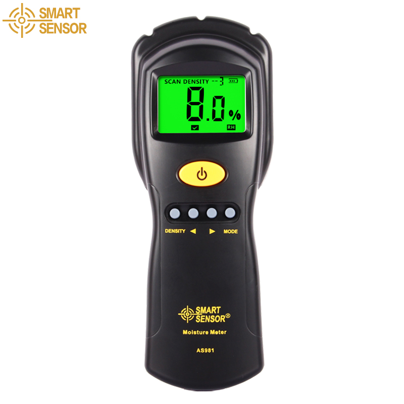 希玛木材水分测试仪感应式木材测湿仪木材水份仪含水率测定仪检测