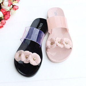 2016 ?????????????????: ???????????????????????: ?????????????? camellia crystal jelly ????????????????? slip ??? slippers