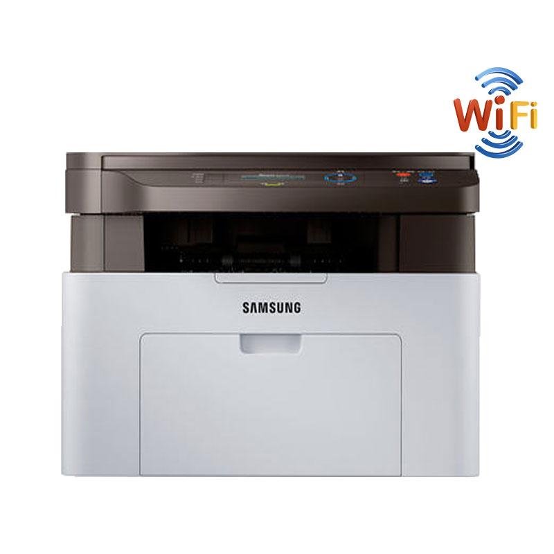 三星M2071W黑白激光打印机一体机无线WiFi手机复印扫描A4家用办公