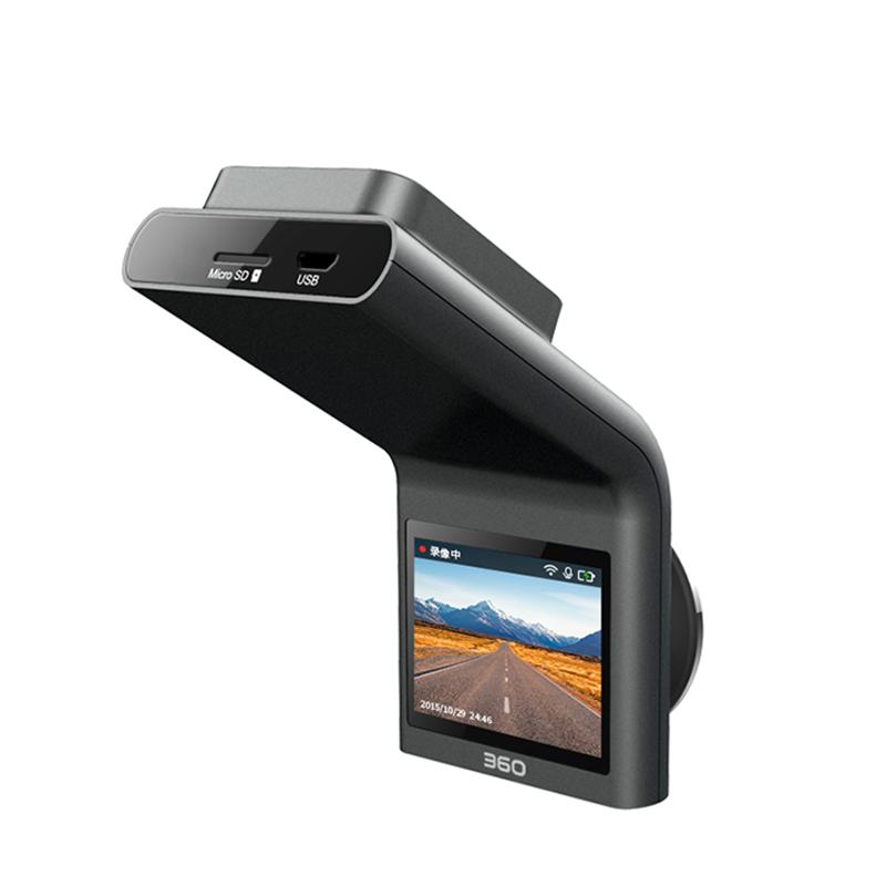 360行车记录仪高清无光夜视新款隐藏式迷你汽车载测速电子狗G500