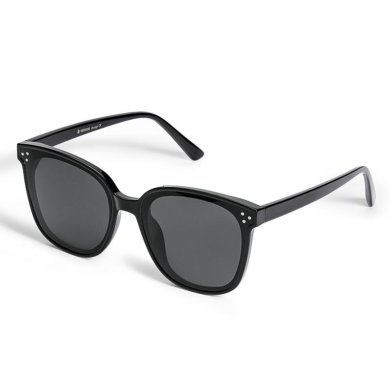 GM墨鏡太陽鏡女夏2021年新款潮男士防紫外線開車網紅偏光眼鏡大臉