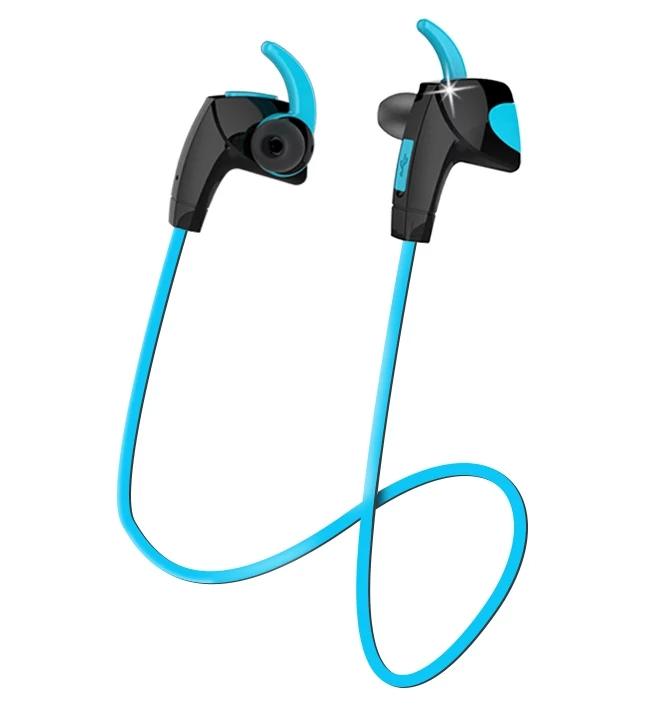 Amoi-夏新 A8无线蓝牙耳机运动跑步耳塞入耳头戴挂耳双耳麦重低音炮男女生通用苹果手机开车挂脖颈挂式
