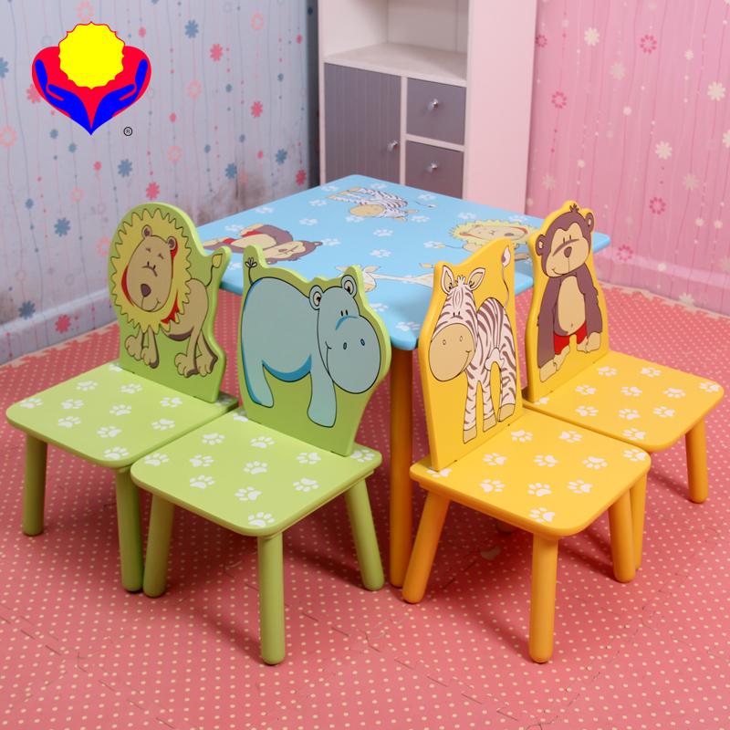Для детей своими руками стол стул 37