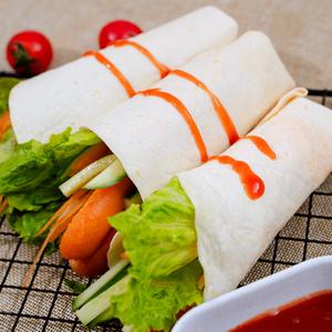 荣冠 卷饼皮36张 鸡肉卷面饼老北京墨西哥早餐半成品速食加热即食