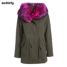 Women's insulated jacket Ochirly 1hn4042780