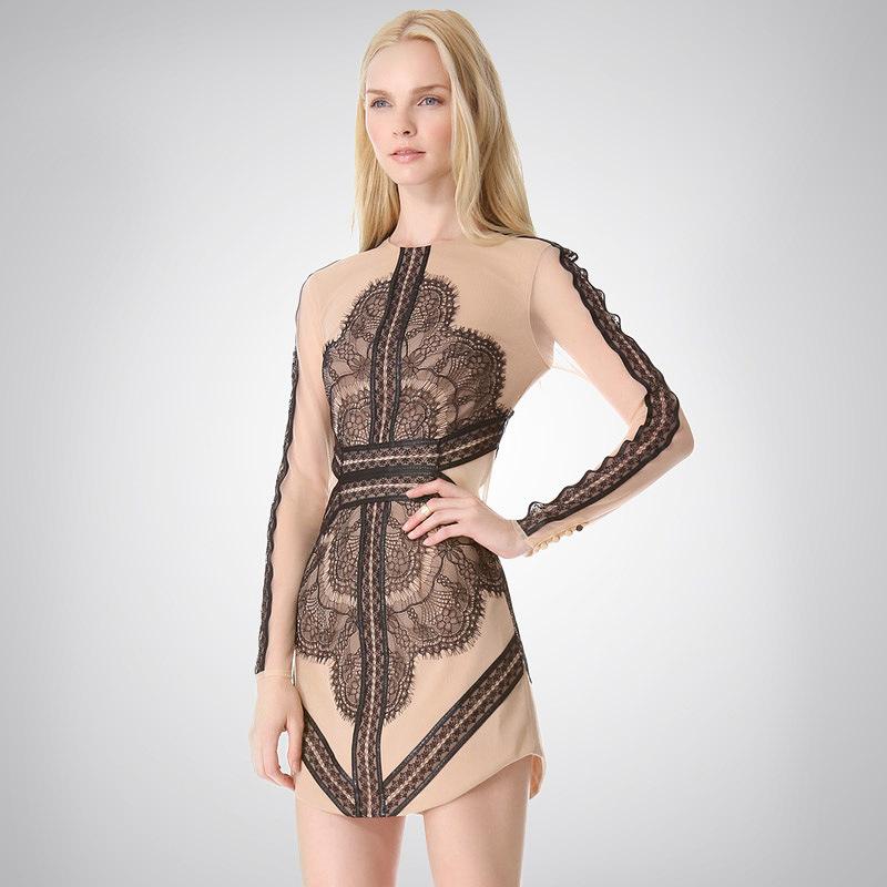Вечернее платье hl099 THREE FLOOR2015