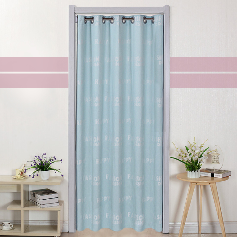 Curtain fabric new air-conditioning curtain dressing room bedroom ...