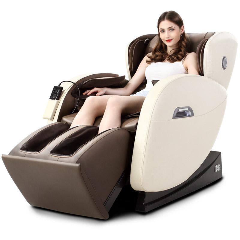 丁阁仕S9按摩椅家用全自动全身太空舱多功能可收纳电动按摩椅沙发