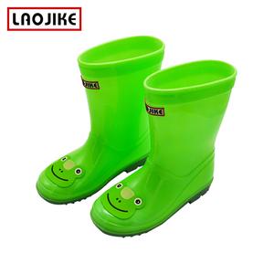 儿童雨鞋卡通雨靴女孩男孩胶鞋男童女童防滑水鞋宝宝小孩学生靴子