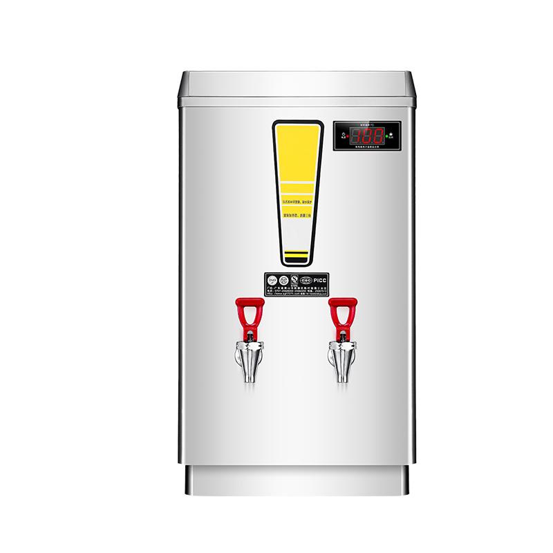 诺蔻全自动不锈钢电热开水器商用奶茶店烧水机炉保温