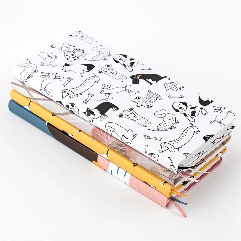 【广博旗下】周计划本图案随身小笔记本
