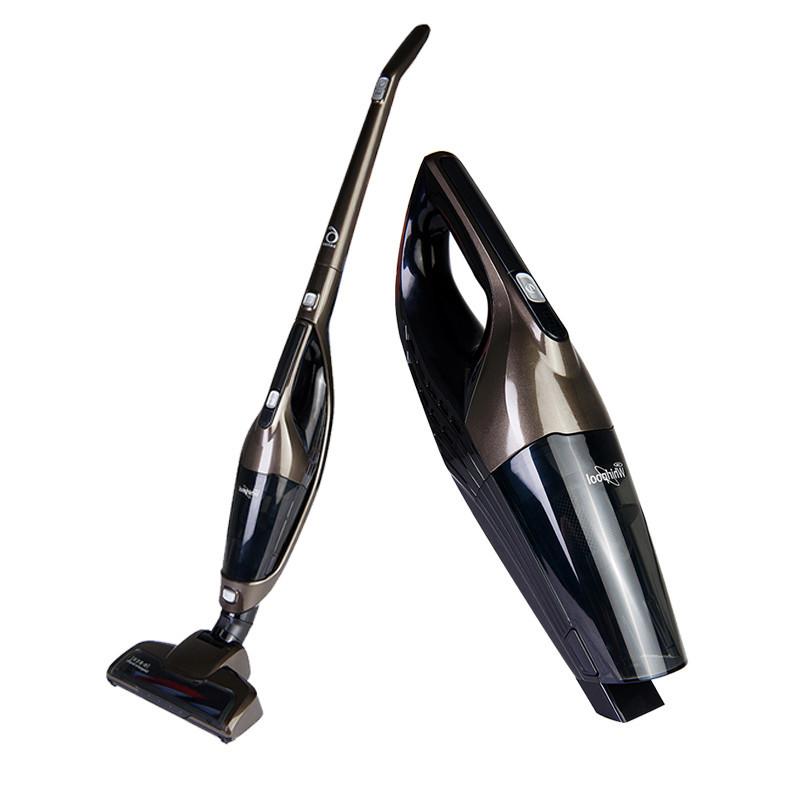 惠而浦无线充电吸尘器家用LI380Y 手持推杆迷你静音小型强力