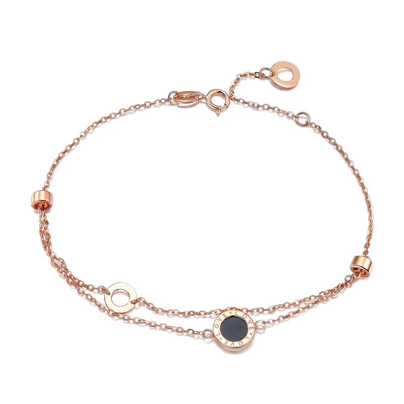 swarovski lyst star orelia and bracelet chain red jewelry gold friendship product in