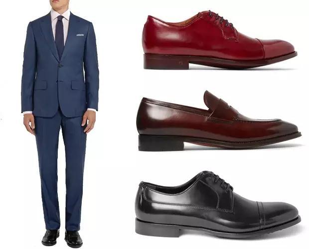 西装该搭配什么鞋子?6招教会你