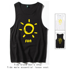 Tank top Others Small solar vest