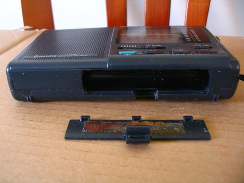Радиоприёмник Sony  ICF-SW15