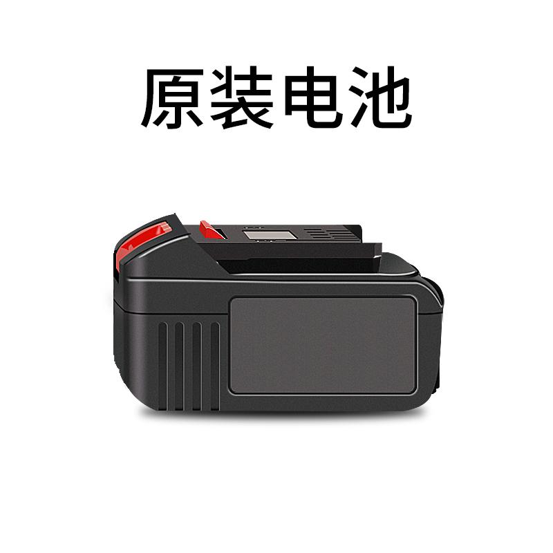 优力特充电式角磨打磨机无刷手磨光手砂轮 (锂电池)(裸机器)