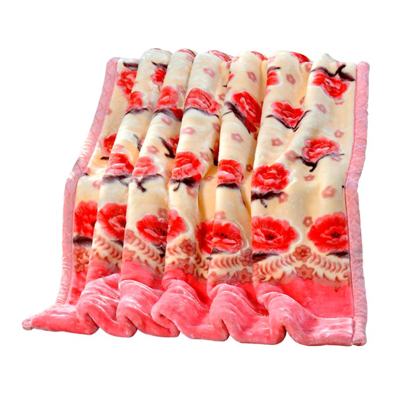 罗娜拉舍尔毛毯LN002200