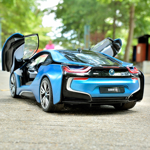 Starlight Queen BMW I8 Remote Control Car Model Charging Sports Racing Children Boy Electric Toy