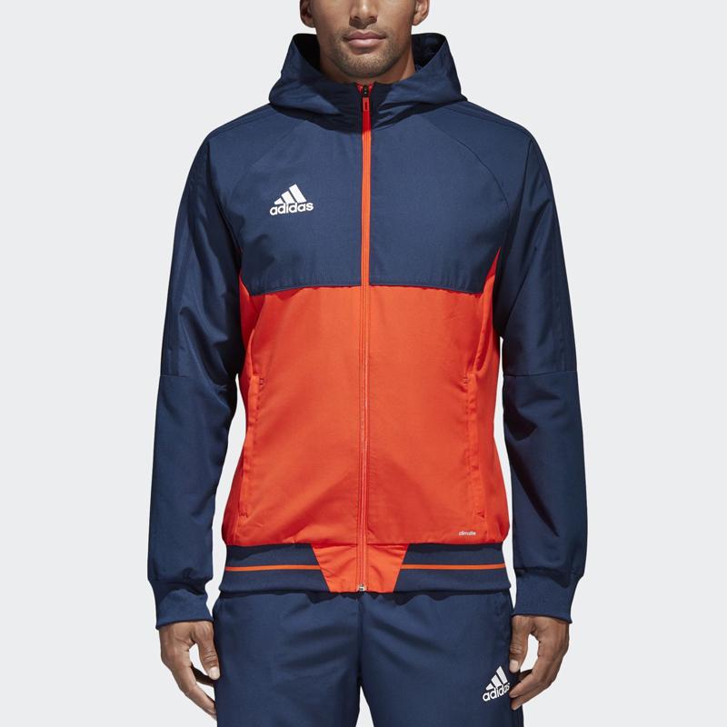 Adidas-阿迪达斯 运动夹克 Tiro17 训练外套 BQ2781 休闲服