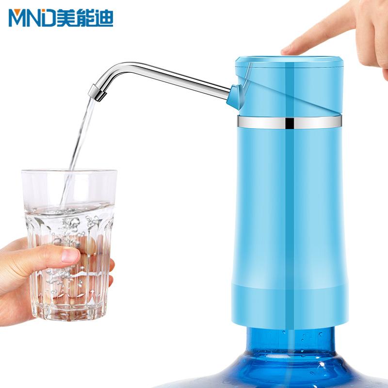 桶装水抽水器电动吸水器纯净水桶压水器自动饮水机家用自动上水器