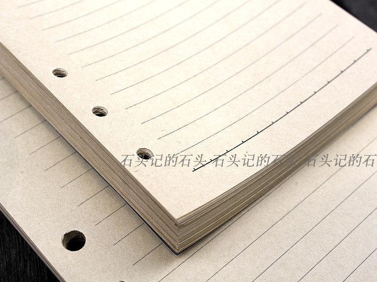 notebook Stone by stone  A6 100