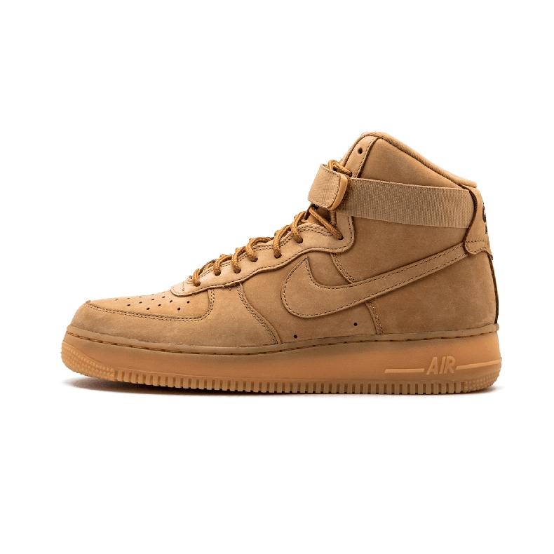 Nike Air Force 1 High  高帮小麦色空军一号板鞋 882096 200 - 8
