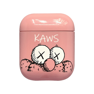 Kaws Apple Airpods Protective Shell Wireless Earphones Cover 524519