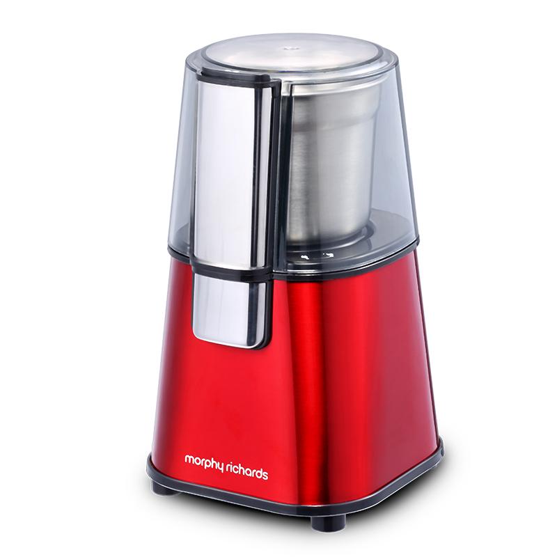 MORPHY RICHARDS-摩飞电器mr9100磨粉机磨豆机咖啡豆电动研磨机