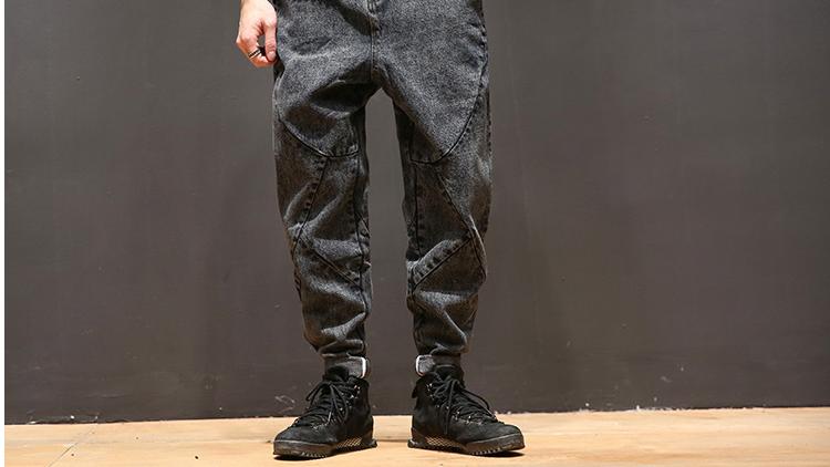 黑裤配黑鞋, 为你打造只属于你的帅