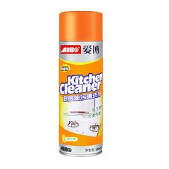 爱博油烟机清洗剂强力去污厨房重油去油污神器家用除油泡沫清洁剂